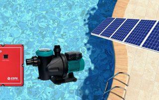 Apuesta por el bombeo solar para tu piscina