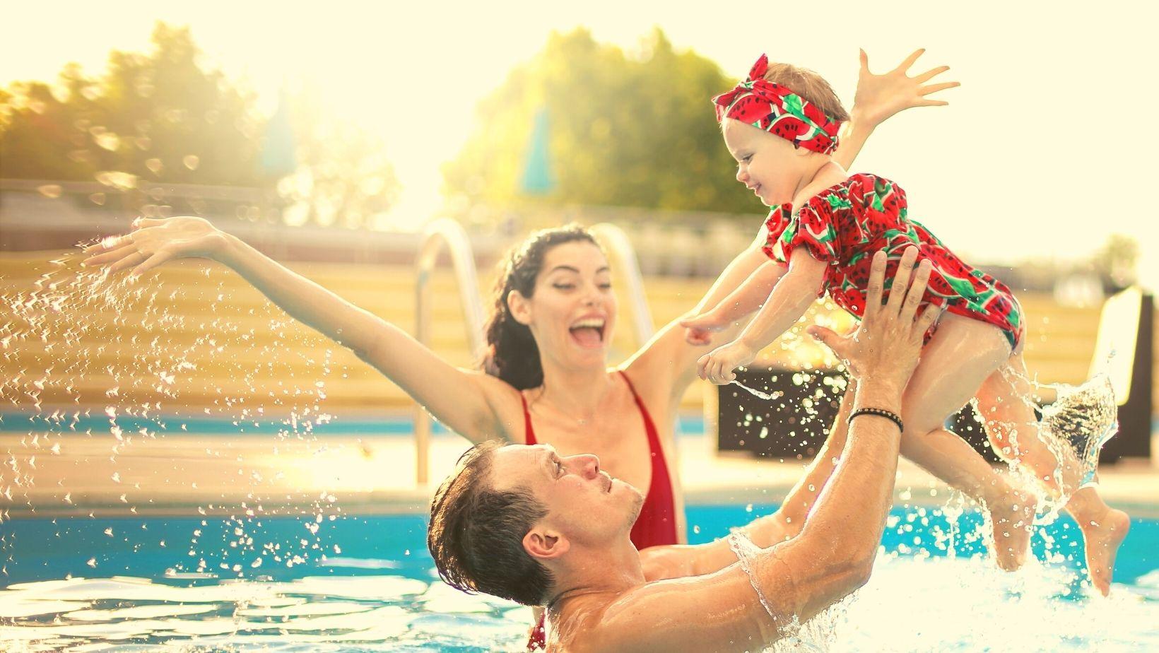El valor añadido de una piscina bien mantenida en casa